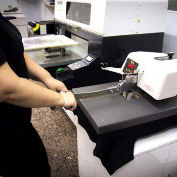 Impresión textil en santcugat