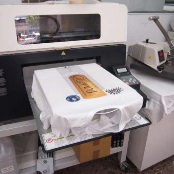 Impresión camisetas en santcugat