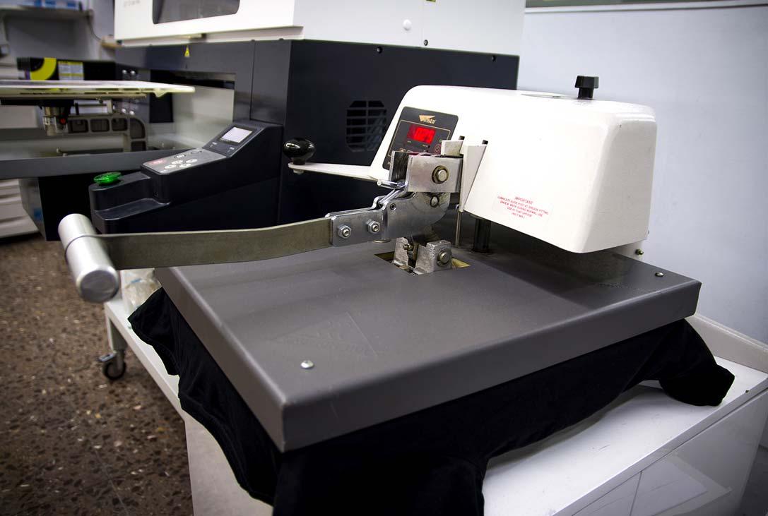 Impresión textil en sant cugat